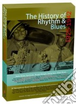 History of rhythm & blues, volume 1 the cd musicale di Artisti Vari