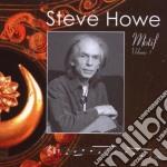 MOTIF VOL.1 cd musicale di HOWE STEVE