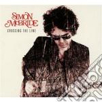 Simon Mcbride - Crossing The Line cd musicale di Simon Mcbride