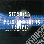 (LP VINILE) Stearica invade acid mothers temple spli lp vinile di ACID MOTHER TEMPLE &