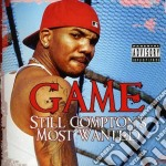 Still compton's most wanted cd musicale di The Game