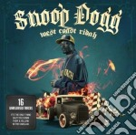 West coast ridah cd musicale di Dogg Snoop