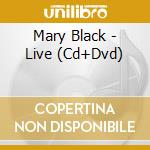 LIVE - CD+DVD cd musicale di BLACK MARY
