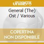 THE GENERAL (O.S.T.) cd musicale di RICHIE BUCKLEY & VAN