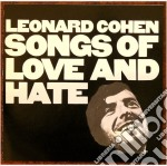 SONGS OF LOVE AND HATE cd musicale di Leonard Cohen