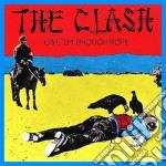 GIVE 'EM ENOUGH ROPE cd musicale di CLASH