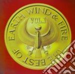 THE BEST OF N.1 cd musicale di Earth Wind & Fire