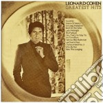 GREATEST HITS cd musicale di Leonard Cohen
