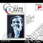 MOZART:LE SONATE PER PIANO cd musicale di Glenn Gould