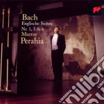 Bach - Suites Inglesi 1,3,6 - Murray Perahia cd musicale di Murray Perahia
