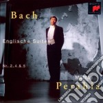 Bach - Suites Inglesi 2,4,5 - Murray Perahia cd musicale di Murray Perahia