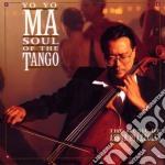 Yo Yo Ma - Piazzolla - Tangos cd musicale di MA YO YO