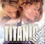 TITANIC cd musicale di James Horner