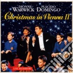 Dionne Warwick / Placido Domingo - Christmas In Vienna 2 cd musicale di WARWICK/DOMINGO