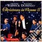 CHRISTMAS IN VIENNA II cd musicale di WARWICK/DOMINGO