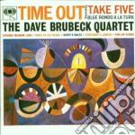 Dave Brubeck - Time Out ! cd musicale di BRUBECK DAVE QUARTET