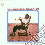 GREATEST HITS cd musicale di Louis Armstrong