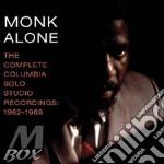 THE COMPLETE COLUMBIA SOLO RECORDING cd musicale di Alone Monk