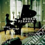 SONGS WITHOUT WORDS cd musicale di Murray Perahia