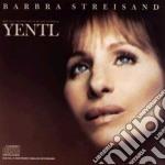 YENTL cd musicale di Barbra Streisand