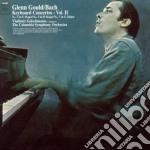 Bach - Concerti Per Piano N. 2,3,7 - Glenn Gould cd musicale di Glenn Gould