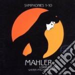 MAHLER- LE 9 SINFONIE - KINDERT. LIEDER  ( BOX 14 CD) cd musicale di Lorin Maazel