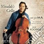 Yo Yo Ma - Vivaldi - Concerti  Per Violoncello cd musicale di YO YO MA