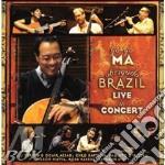OBRIGADO-BRAZIL LIVE (CD+DVD) cd musicale di YO YO MA