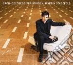 Bach j.s. - variazioni goldberg cd musicale di Martin Stadtfeld