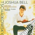 Tchaikovsky - Concerto Per Violino - Meditation-Serenade - Joshua Bell cd musicale di Bell/thomas