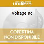 Voltage ac cd musicale di Julio Voltio