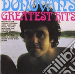 DONOVAN'S GREATEST HITS cd musicale di DONOVAN