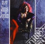 Janis Joplin - The Very Best cd musicale di Janis Joplin