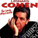 SO LONG MARIANNE cd musicale di Leonard Cohen