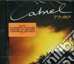 77/87 cd musicale di Francis Cabrel