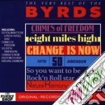 Byrds The - The Very Best Of cd musicale di BYRDS