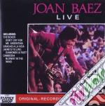 Joan Baez - Live cd musicale di Joan Baez