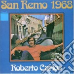 SANREMO 1968 cd musicale di CARLOS ROBERTO