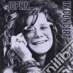 Janis Joplin - Joplin In Concert cd musicale di Janis Joplin