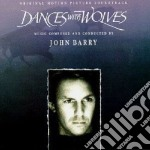 John Barry - Dances With Wolves cd musicale di John Barry