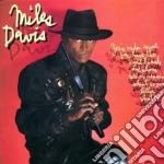 YOU'RE UNDER ARREST cd musicale di Miles Davis