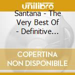 Definitive collection cd musicale di Santana