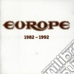 Europe - The Best Of 1982-1992 cd musicale di EUROPE