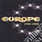Europe - 1982 - 2000 The Best Of cd musicale di EUROPE