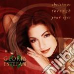 CHRISTMAS THROUGH YOUR EYES cd musicale di Gloria Estefan
