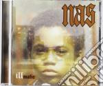 Nas - Illmatic cd musicale di NAS