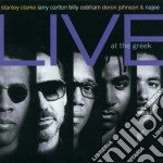 Stanley Clarke - Live At The Greek cd musicale di CLARKE STANLEY & FRIENDS