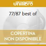 77/87 best of cd musicale