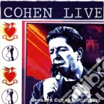 Leonard Cohen - Cohen Live cd musicale di Leonard Cohen