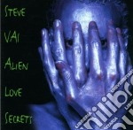 ALIEN LOVE SECRETS cd musicale di Steve Vai
